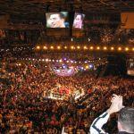 Rund 18.000 Fans sahen das Finale der Box-WM im Madison Square Garden